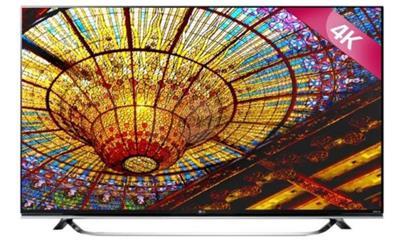 LG Electronics 60UF8500 60-inch 4K Ultra HD 3D Smart LED TV