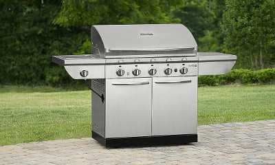 Char-Broil 5 Burner Infrared Gas Grill