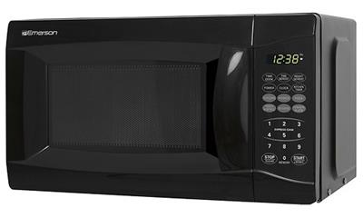 Emerson MW7302B 0.7 Cu. Ft. Compact Microwave