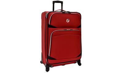 Beverly Hills Country Club by Traveler's Choice San Vincente 30-inch Large Spinner Upright Suitcase