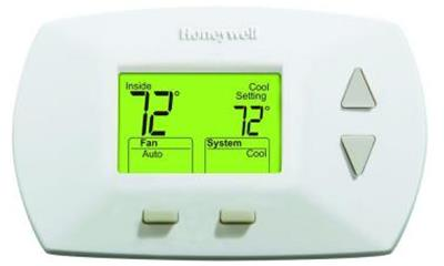 Honeywell Deluxe Digital Non-Programmable Heat/Cool Thermostat (RTHL3550)