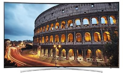 Samsung UN48H8000 Curved LED Smart 3D HDTV