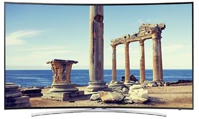 Samsung UN55H8000 Curved LED Smart 3D HDTV