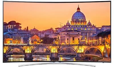 Samsung UN65H8000 Curved LED Smart 3D HDTV