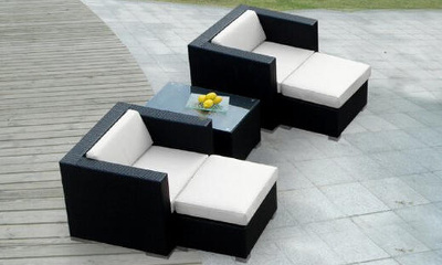 Ohana 5-Piece Deep Seating Conversation Set