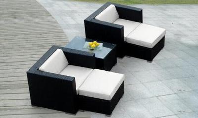 Ohana 5-Piece Deep Seating Conversation Set
