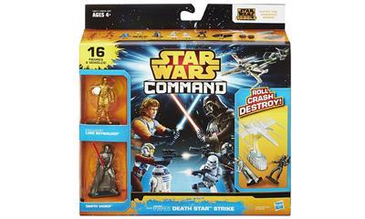 Hasbro STAR WARS Command Death Star Strike Set