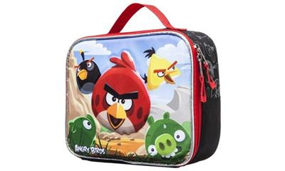 Angry Birds Soft Sided Lunch Box