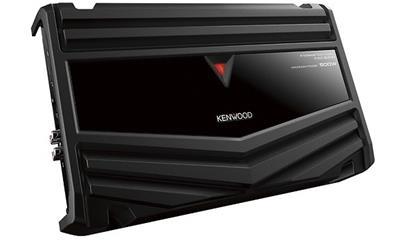 Kenwood Class AB Bridgeable Multichannel Amplifier