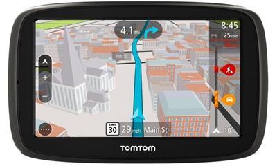 TomTom GO 50S GPS Navigation System