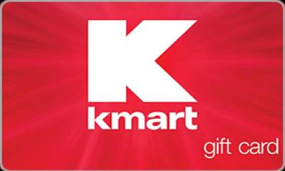 $25 Kmart Gift Card