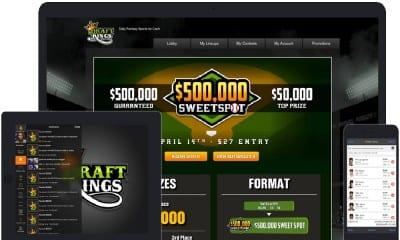 Daily Fantasy Sports Sites A Hit With Fantasy Players