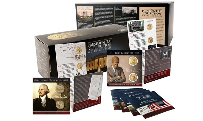 Presidential Dollar Coin Starter Collection