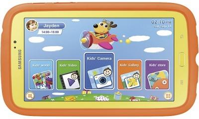 Samsung Galaxy Tab 3 Kids Edition Tablet