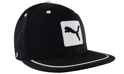 Puma Golf Pro Tour Cat Patch 110 Stretch Snapback Cap