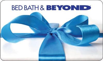 Bed Bath & Beyond Gift Card