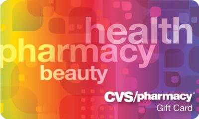 CVS Pharmacy Gift Card