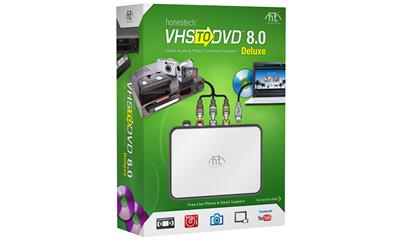 Honestech VHS to DVD 8.0 Deluxe for Windows