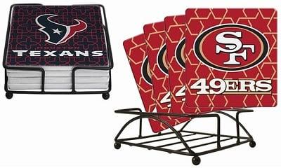 NFL Drink Coasters