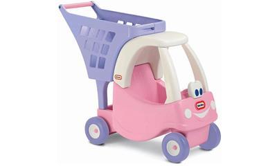 Little Tikes Princess Cozy Shopping Cart