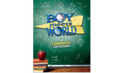 Boy Meets World: The Complete Collection on DVD