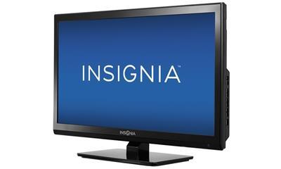 Insignia NS-20ED310NA15 20-Inch LED HDTV DVD Combo