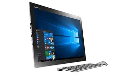 Lenovo Horizon II 27-Inch Portable Touch-Screen All-In-One Computer (F0AQ000PUS)