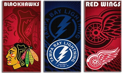 NHL Beach Towels