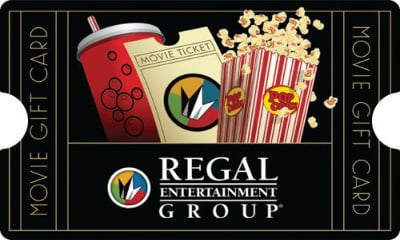 Regal Entertainment Group Gift Card