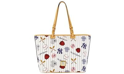 Dooney & Bourke MLB Yankees Leisure Shopper