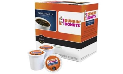 Dunkin' Donuts French Vanilla K-Cups (16-Pack)