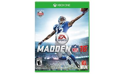 Madden NFL 16 (Xbox One & PS4)