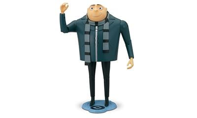 Universal Studios Despicable Me 2 11-Inch Gru the Talking Genius