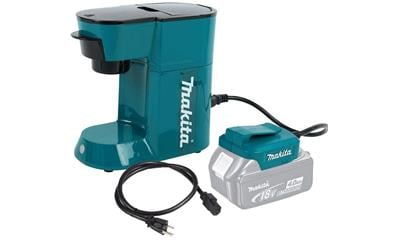 Makita 18V LXT Lithium-Ion Cordless Coffee Maker DCM500Z