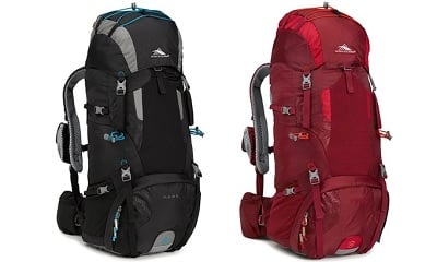 High Sierra Hawk 45-Liter Hiking Backpack