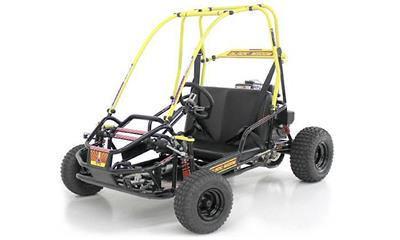 American SportWorks Quicksilver RX 136cc Go Kart