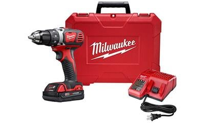 Milwaukee M18 18V Li-Ion Compact 1/2-Inch Drill/Driver