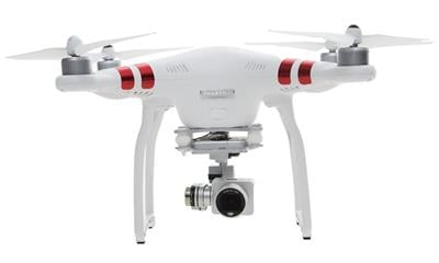 DJI Phantom 3 Standard Quadcopter Drone with 2.7k Video Camera