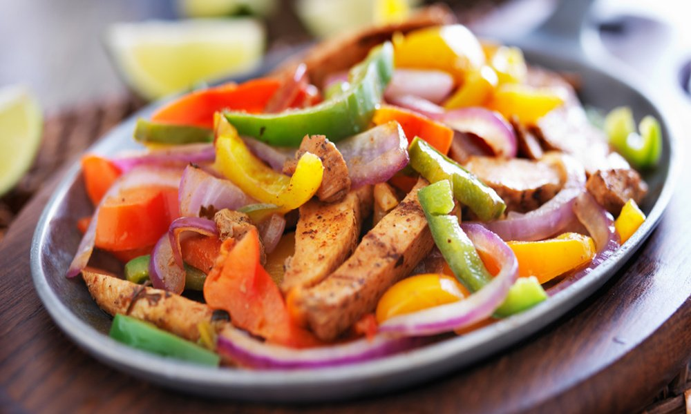 Fantastic Fajitas with Perfect Tex-Mex Flavors (Recipe)