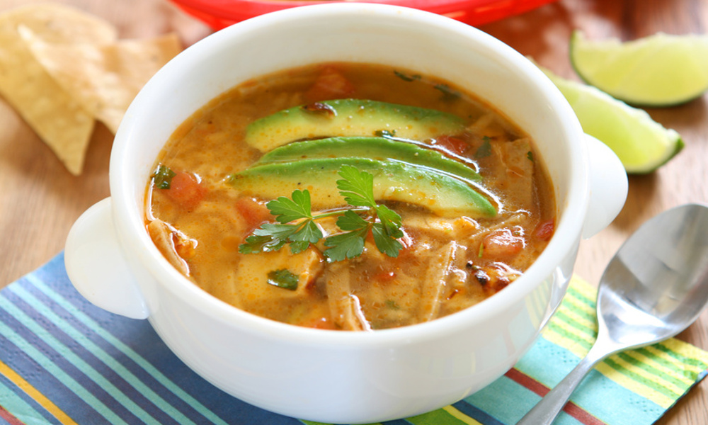 Make Chicken Tortilla Soup Like A Pro (Recipe)