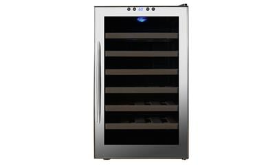 Golden Vantage GV-WC-0017 28 Bottle Wine Cooler Cellar Chiller