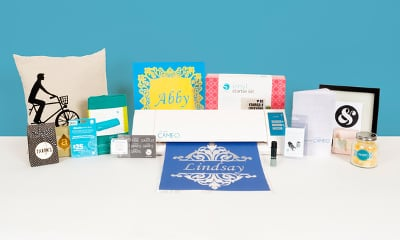 Silhouette Cameo 2 Electronic Cutting Machine Bundle