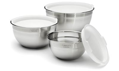 Cuisinart CTG-00-SMB Stainless Steel Mixing Bowls