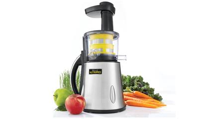 Bella 13695 NUTRIPRO Cold Press Juicer