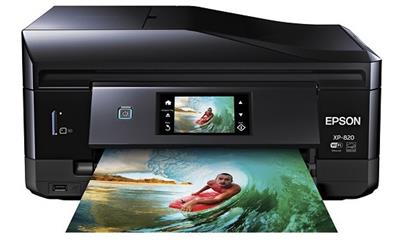 Epson Expression Premium XP820 Small-in-One Wireless Printer