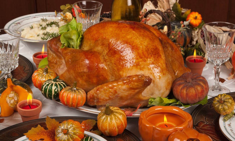 How To Prepare & Cook A Thanksgiving Turkey