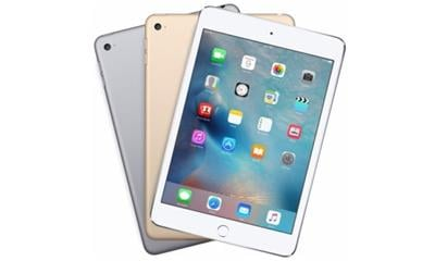 Apple iPad Mini 4 64GB Wi-Fi 8MP Tablet