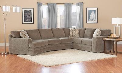 Prestige Ashburn Sectional Sofa