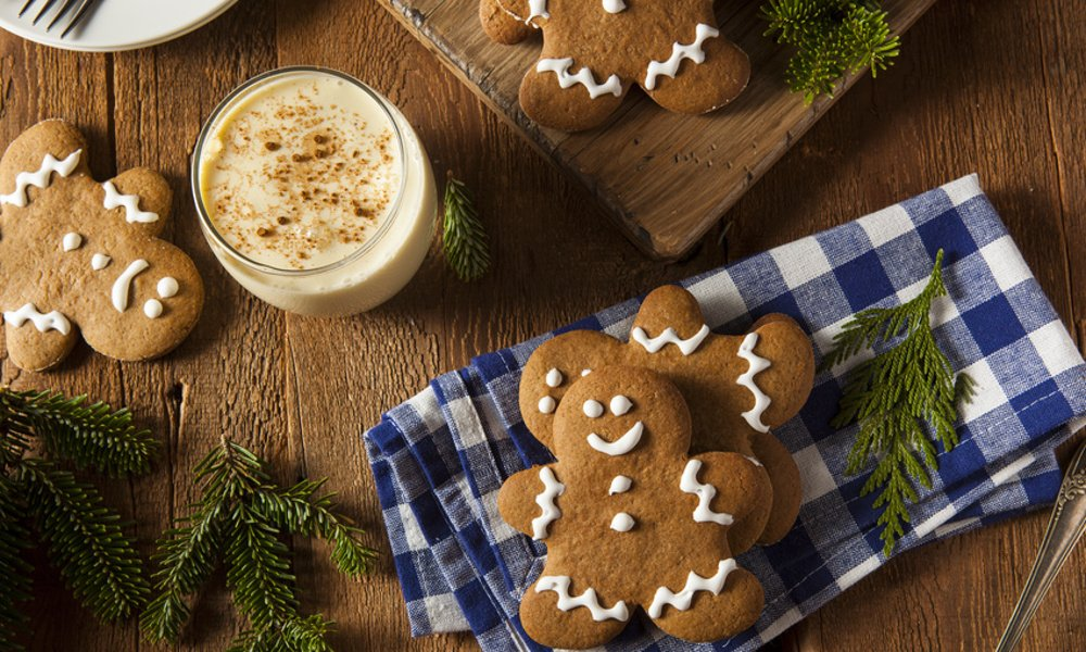 Gorgeous Gingerbread Cookies For The Holidays - Recipe
