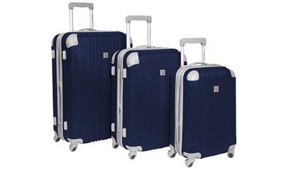 Beverly Hills Country Club Newport 3pc Hardside Luggage